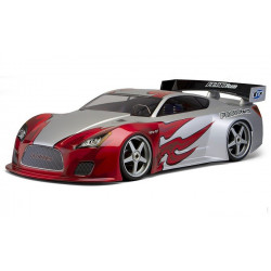 1:8 GT PF8-GT Clear Body