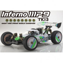 1/8 GP 4WD INFERNO MP9 TKI3...