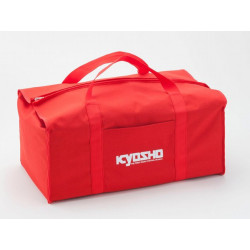 KYOSHO CARRYING CASE (RED) $89