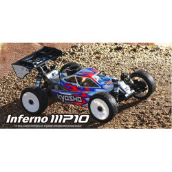33015 Kyosho INFERNO MP10...
