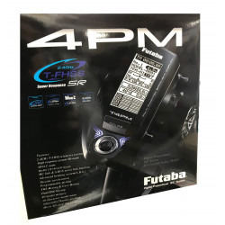 Futaba 4PM 2.4GHz 4-Channel...