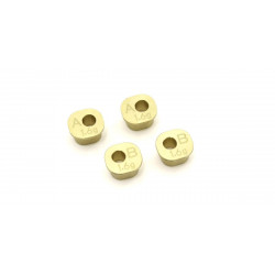 IFW606 Brass Rear Hub...