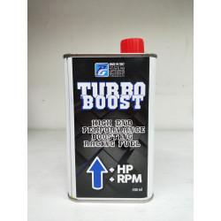 TRB2505 TURBO BOOST ON ROAD...