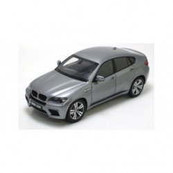 1/18 BMW X6 M Space Gray
