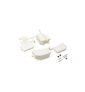 IFF001WB Battery&Receiver...