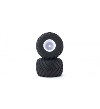 MATH001W Monster Tire with...