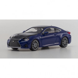 1/43 Lexus RC F Heat Blue...