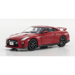 1/43 Nissan GT-R 2017 Red...