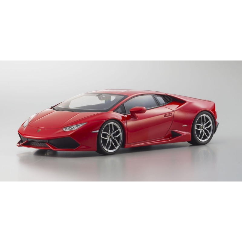 Ousia 1 18 Lamborghini Huracan Lp610 4 Red Metallic